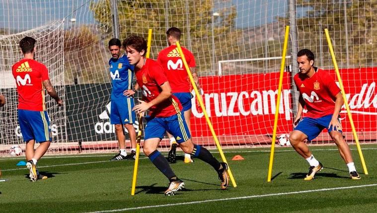 El FC Barcelona no debería olvidar a Álvaro Odriozola