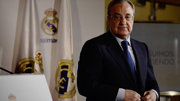 Crecen las urgencias en el Real Madrid de Florentino Pérez