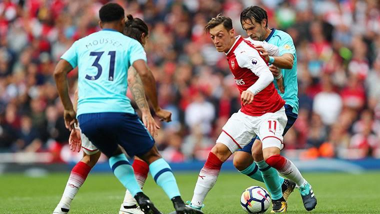 El 'trueque' Arda-Özil que pudo beneficiar al FC Barcelona
