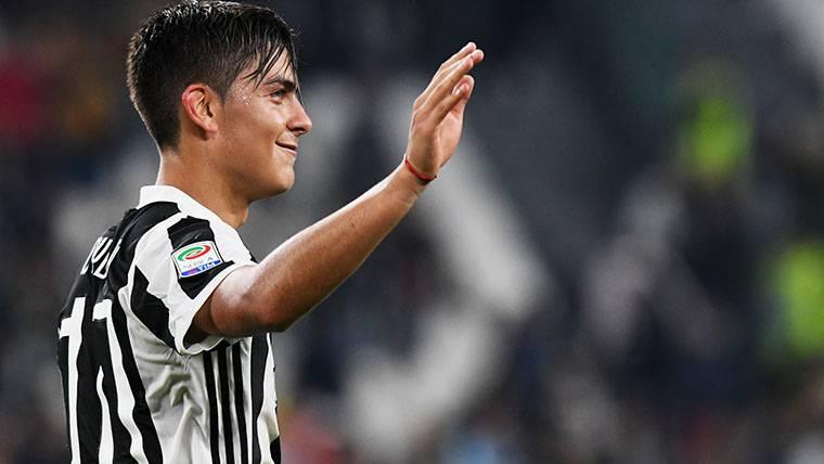 La Juventus, con un plan para evitar la fuga de Dybala