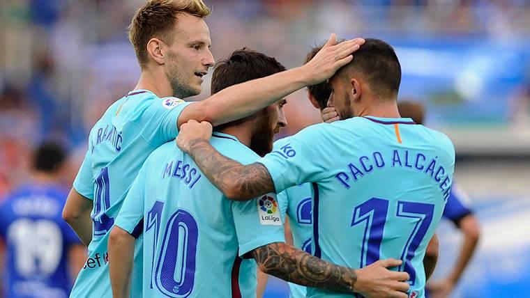 Niegan que un jugador del Barça vaya a fichar por el Celta
