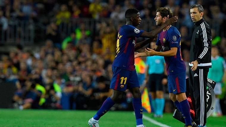 ¿Quién está relevando mejor a Dembélé en el FC Barcelona?