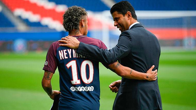 La prima que cobrará Neymar si gana el Balón de Oro