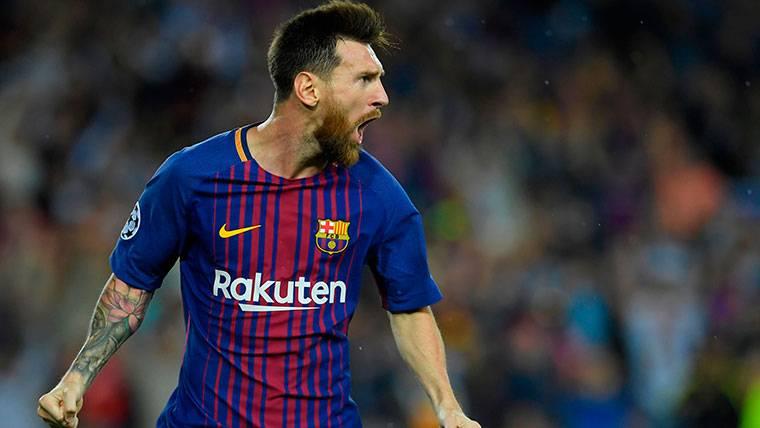 Messi no se irá del Barça y sólo piensa en ganar más títulos
