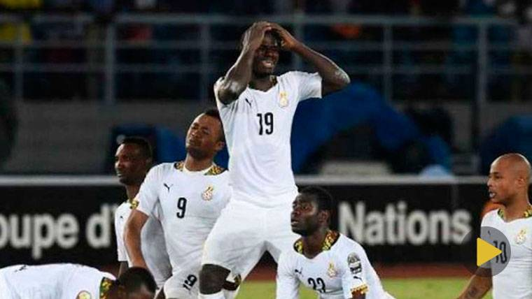 ¡Sin Mundial por un tremendo fallo arbitral en el minuto 94!