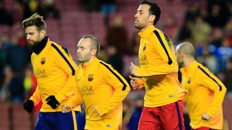 Ausencias importantes del Barça en el Balón de Oro 2017
