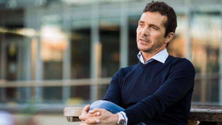 Guillermo Amor hará de enlace entre jugadores y directiva