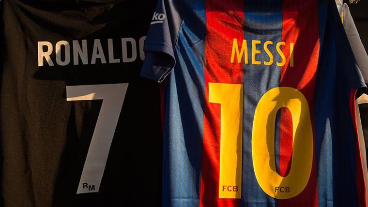 Leo Messi y Cristiano, los favoritos para el Balón de Oro 2018