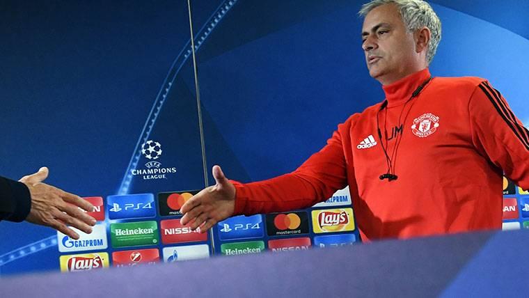 La dupla temible con la que sueña Mourinho en el United