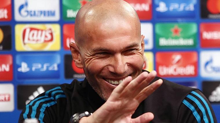 Zidane reconoce que no es el mejor; ¿entonces quién?