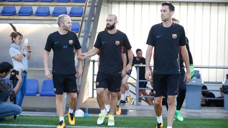 Lista de convocados de Valverde para el Atlético-Barça