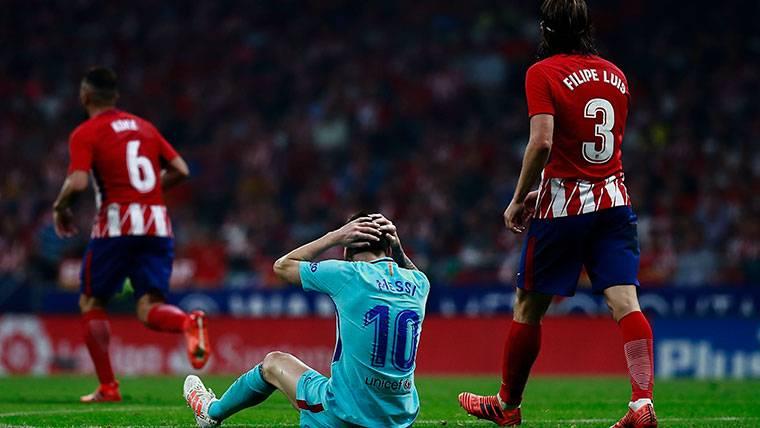 Nuevo 'palazo' de Messi... ¡Y ya van siete esta temporada!