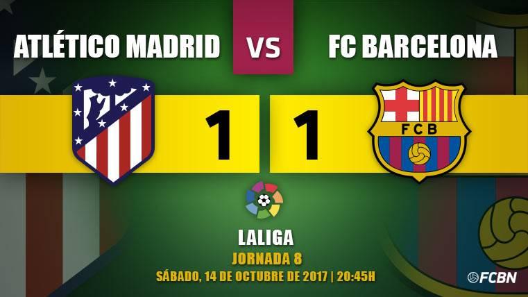 Luis Suárez salva a un Barça que se quedó con ganas de más