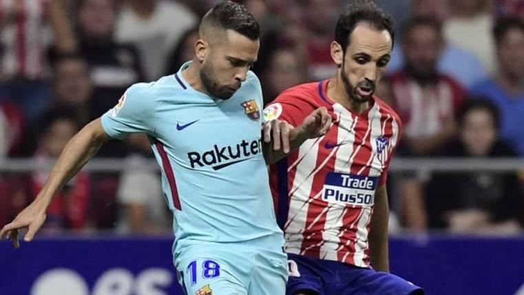 Valverde elogia a Suárez y descarta a Alba ante el Málaga