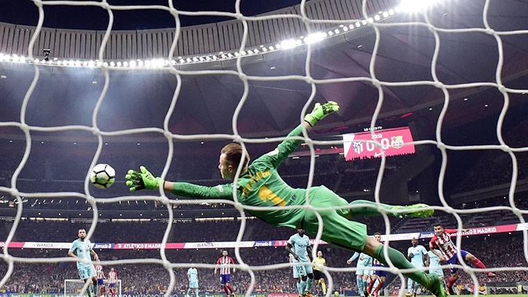 La gran ilusión de Ter Stegen es ganar más títulos con el Barça
