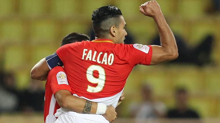Falcao, 'killer' y rival de Messi por el trono europeo del gol