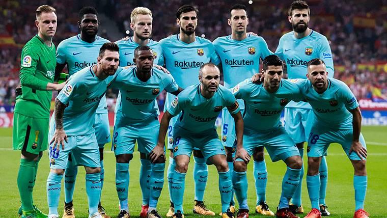 Así se están repartiendo los minutos en el FC Barcelona
