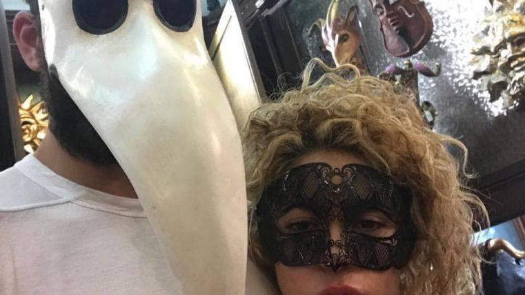 Piqué y Shakira ya se preparan para el próximo carnaval