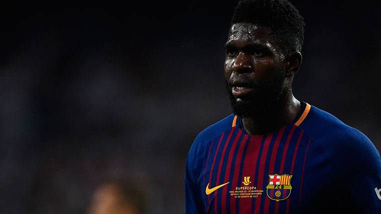 La cláusula de Samuel Umtiti no preocupa al FC Barcelona
