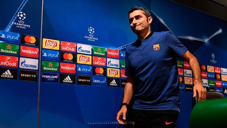 """Valverde: """"¿Balón de Oro? Todos sabemos quién es el mejor"""""""