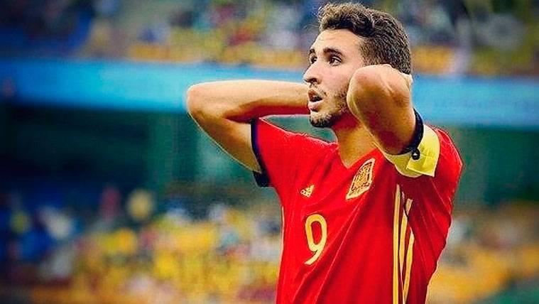 Cuatro del Barça, protagonistas en el Mundial Sub17