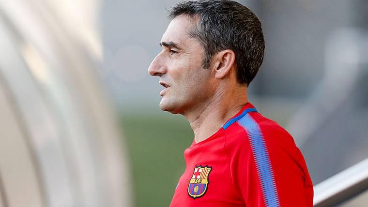 Así han sido los primeros 100 días de Valverde en el Barça