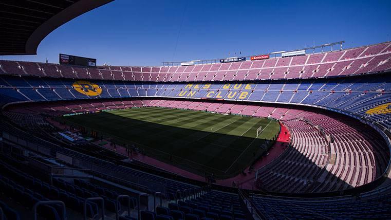 El Camp Nou, un seguro para el Barça en la Champions