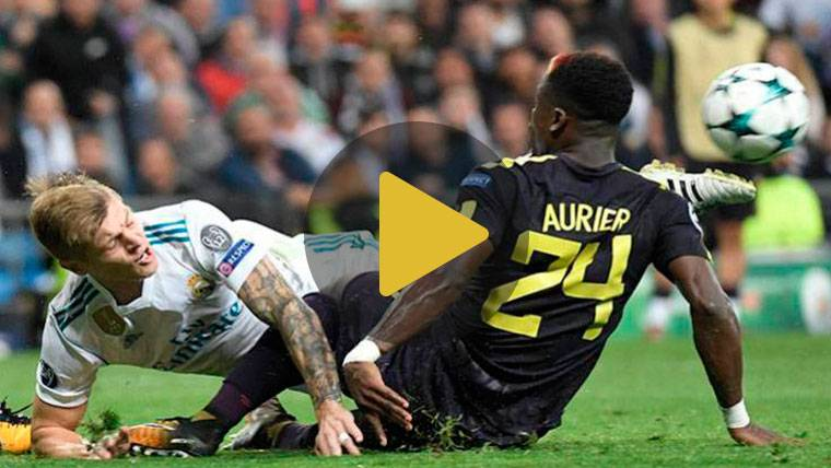El Tottenham deja a medias su plan para tumbar al Madrid