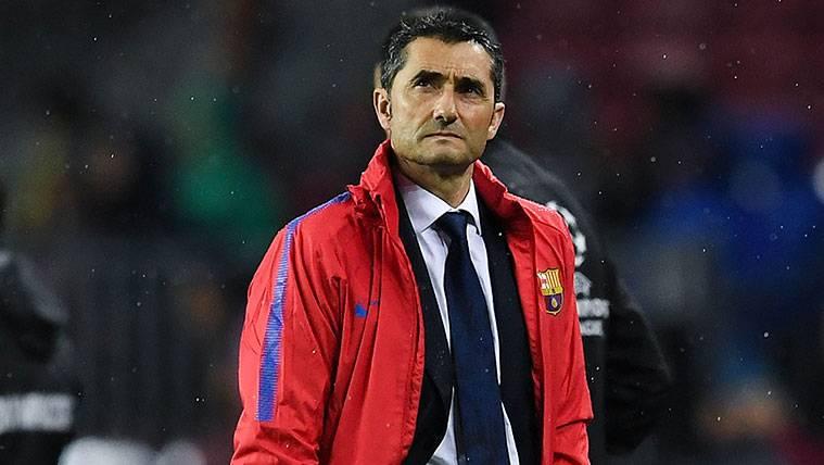 Valverde duda, ¿reforzarse en enero o apostar por el filial?