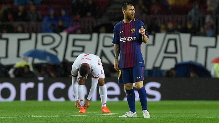 La curiosa provocación del Real Murcia a Leo Messi