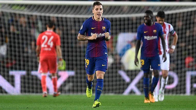 El gol de Lucas Digne, prueba de que el 'sello Barça' sigue vivo