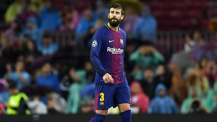 Gerard Piqué, ¿el próximo en recibir un descanso en el Barça?