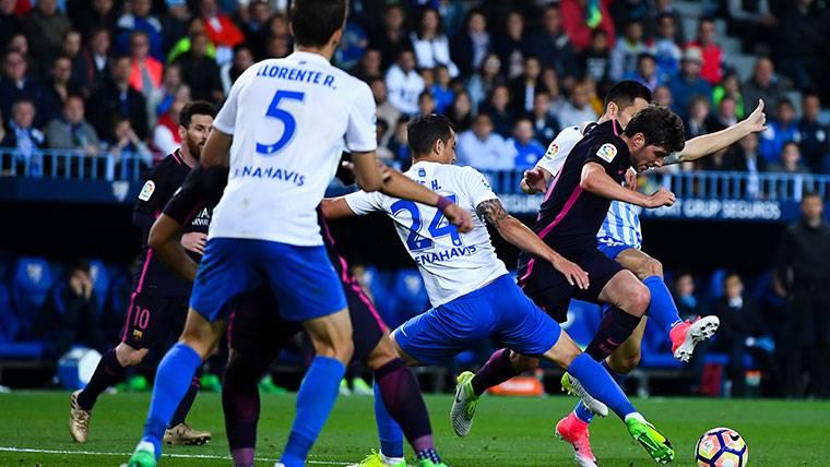 VENDETTA: El Barça, con motivos para vapulear al Málaga