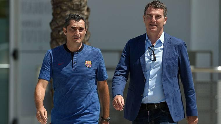 Los fichajes del Barça en invierno se definirán en noviembre