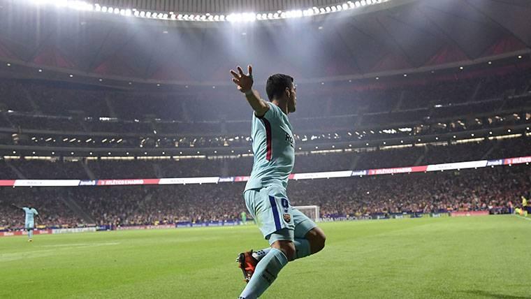 Luis Suárez tendrá más descanso de lo esperado en el Barça