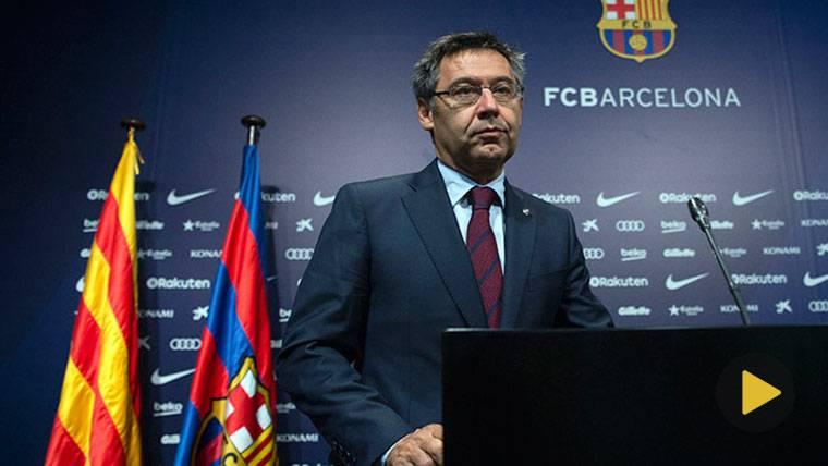 El FC Barcelona deja claro que quiere seguir jugando en LaLiga