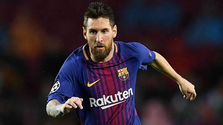 Renovación de por vida para Leo Messi en el FC Barcelona