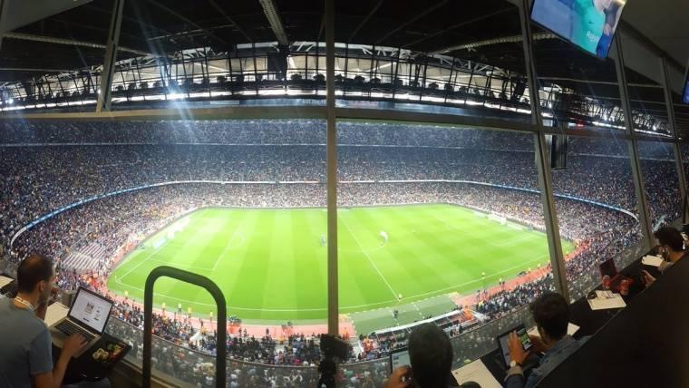 La mejor entrada del curso en el Camp Nou hasta ahora