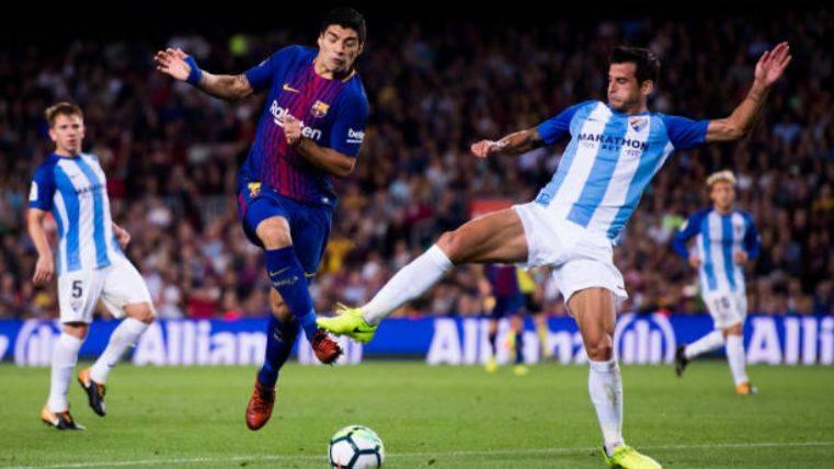 """""""Los '9' viven del gol pero Suárez tiene que estar tranquilo"""""""