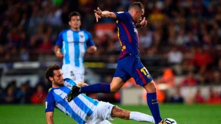 La ¿última? oportunidad de Paco Alcácer en Barcelona