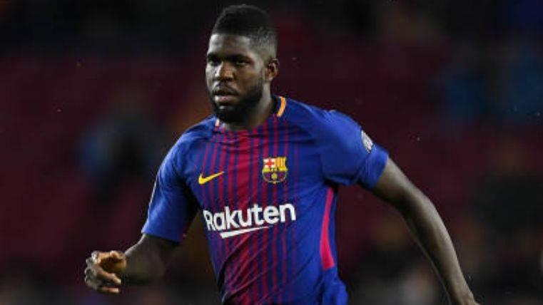 Umtiti, el mejor jugador del Barcelona en este arranque