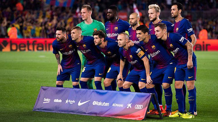 El Barça de Valverde, con el mejor arranque liguero