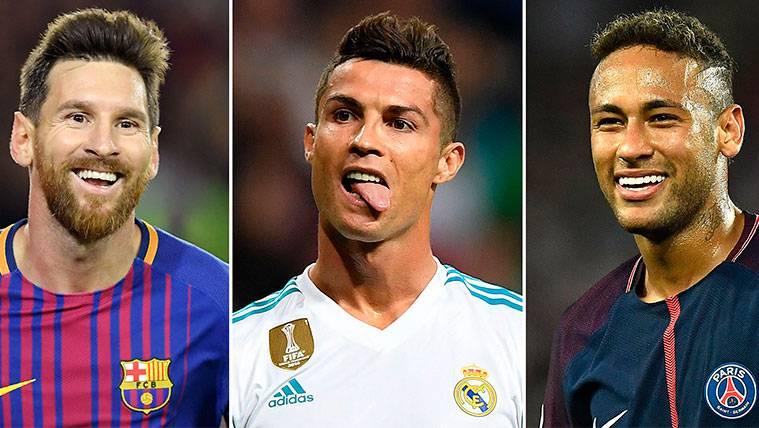 Leo Messi puede ser este lunes el 'The Best' de la FIFA
