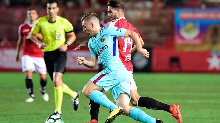 ¡Deulofeu sentenció al Murcia con una jugada vertiginosa!