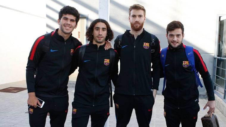 Valverde, técnico de cantera: Dos debuts para el Barça