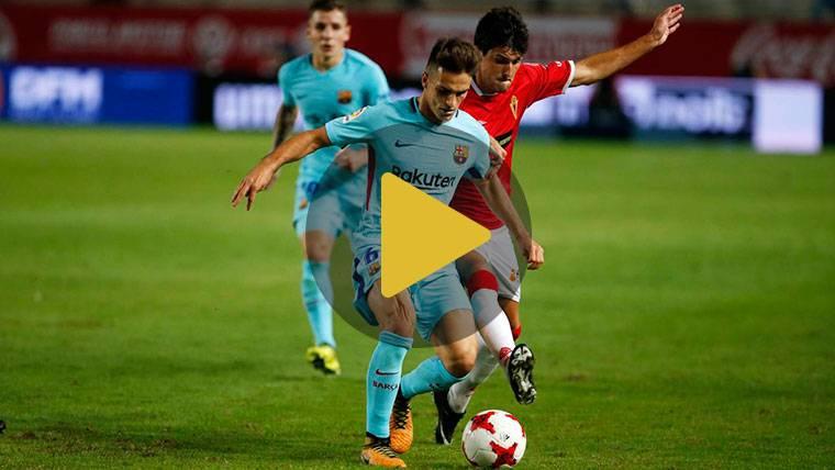 Vídeo resumen: Real Murcia 0 FC Barcelona 3 (Copa del Rey)