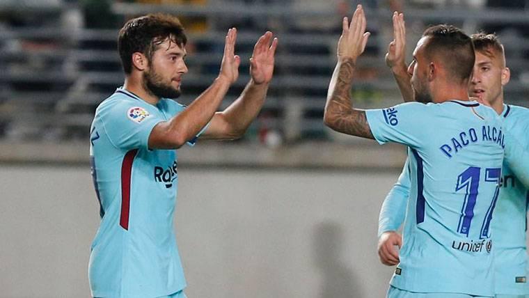 Detalles del contrato de Arnáiz, debutante esperado en el Barça