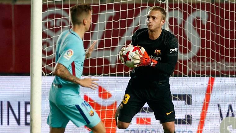 La portería del Barça, asegurada: Cillessen también triunfa