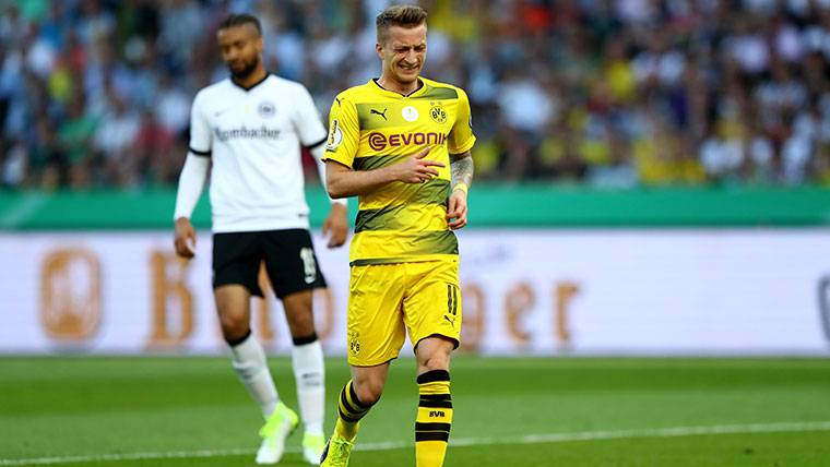 Marco Reus puede ser una de las 'bombas' del próximo verano