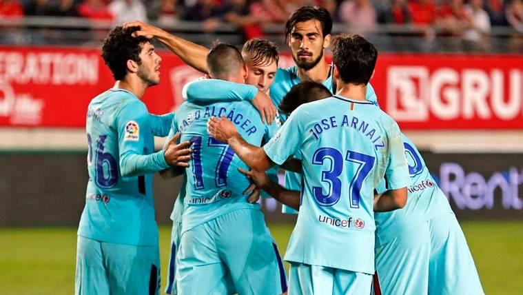 La paciencia, clave para encajar a los canteranos del Barça